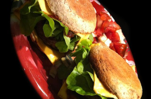 Say 'cheese' burger ! - Photo par wonderalice