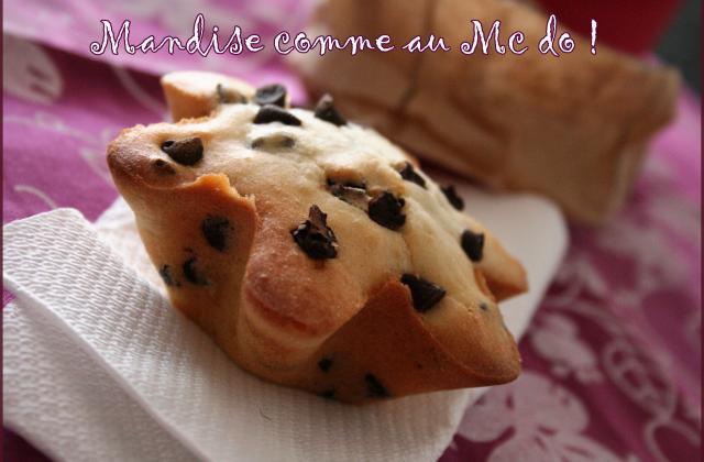Mandise comme au McDo - Photo par florinl9