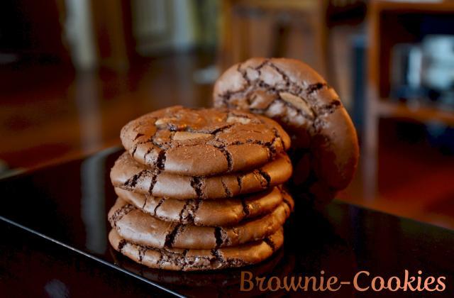 Brownie-cookies - Photo par blogch