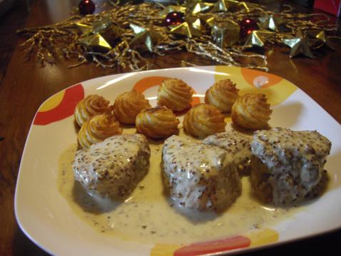 Filet mignon à l'estragon - Photo par lochan