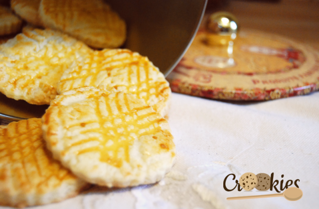 Petits biscuits du Poitou - Photo par Crookies
