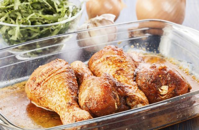 10 marinades pour cuisiner le poulet comme jamais - Photo par Marie-Rose Dominguès