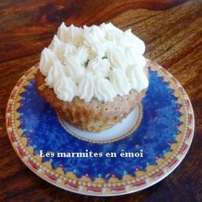 Haricots Soissons : Soissons cup cakes - Photo par les_marmites_en_emoi