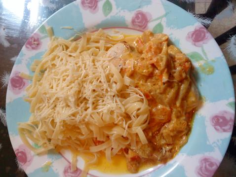 Filets de poulet au curry - Photo par laurenR8