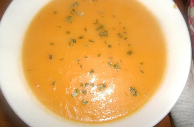 Soupe aux carottes rapide - Photo par Membre_485434