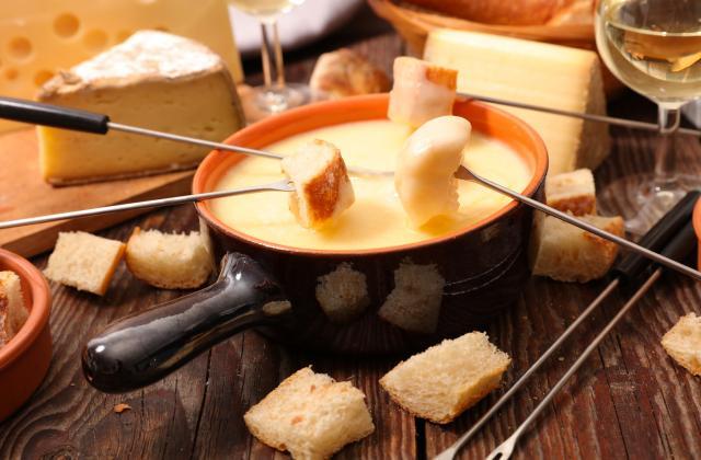 Comme une fondue savoyarde - Photo par 750g