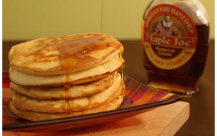Les pancakes comme au Canada - Photo par ouahna