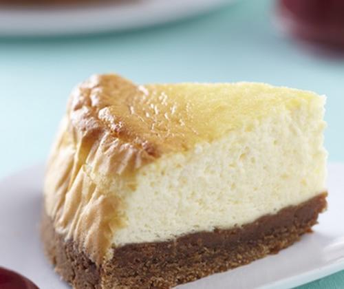 Cheesecake spéculoos et petits beurres, coulis de framboise minute - Photo par Pure Via