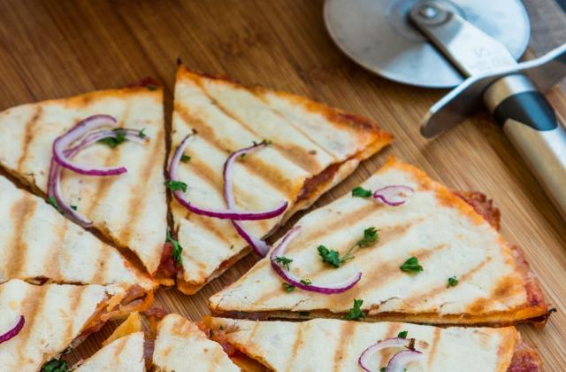 Quesadillas à la mexicaine - Photo par 750g