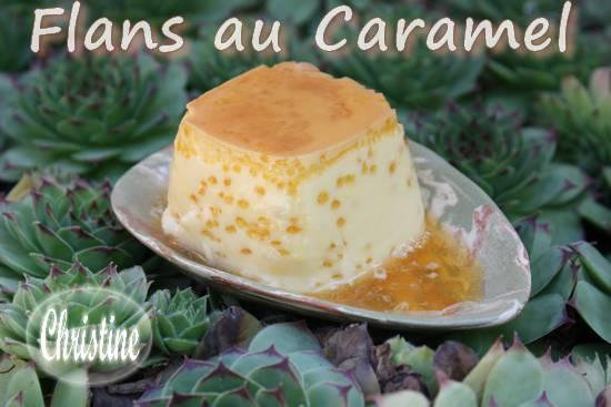 Flan au caramel à la Multi-Délices - Photo par Christhummm
