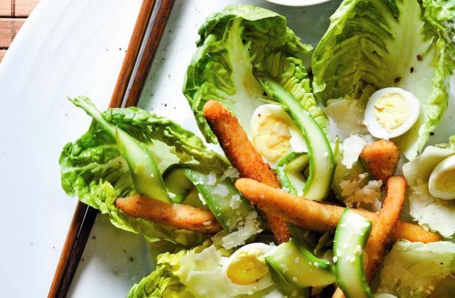 Salade Niçoise à la nippone - Photo par Tanoshi