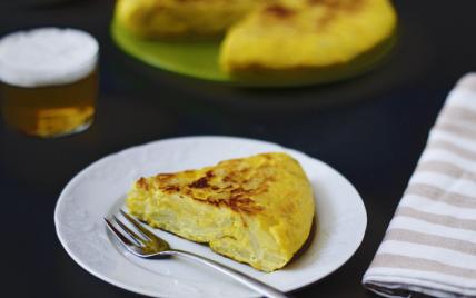 Omelette Espagnole - Photo par manu catman
