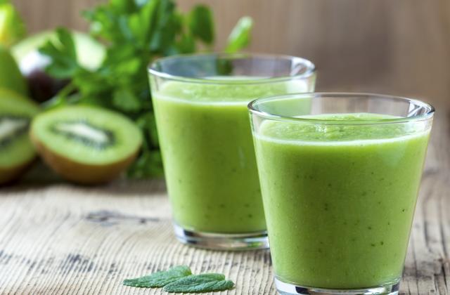 Green juice - Photo par 750g