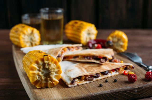 Les 10 recettes de quesadillas qu'il vous faut - Photo par 750g