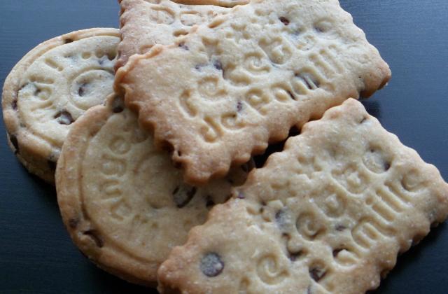 Biscuits aux 4 épices et chocolat - Photo par Annick