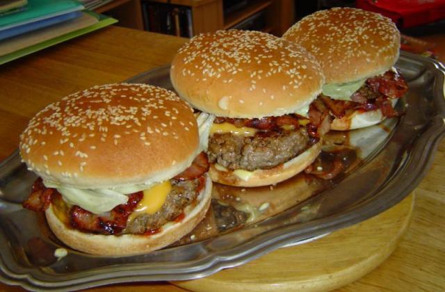 Miam burger - Photo par recette dentant comme  tration