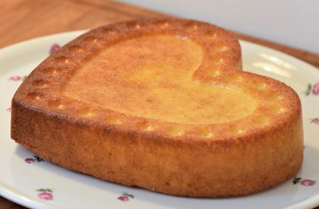 Gâteau au yaourt moelleux - Photo par Bérengère