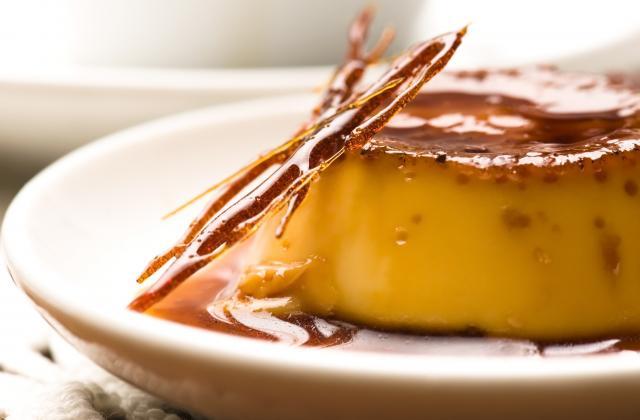 Flan vanille caramel au Cookeo - Photo par 750g