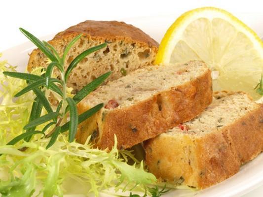 Cake au thon et fromage râpé Sublime Filante Giovanni Ferrari - Photo par 750g
