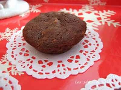Brownies fondant au Turron - Photo par lapopotedelolo