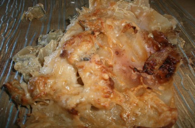 Lasagnes courgettes, curry et philadelphia - Photo par brevesdecuisine