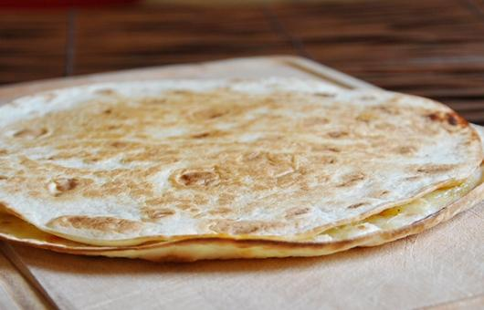 Quesadillas au fromage - Photo par mathildee