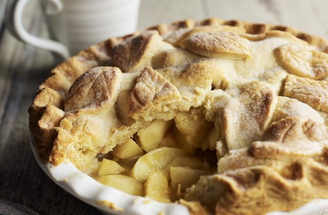 La vraie Apple Pie - Photo par 750g