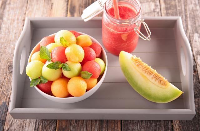 5 desserts au melon vraiment originaux - Photo par 750g