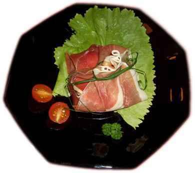 Aumonière de foie gras - Photo par Amandine LALANNE