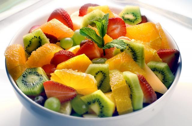 5 salade de fruits magnifiées grâce aux fraises - Photo par 750g