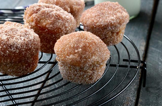 Duffin mi doughnut, mi muffin - Photo par nanoudK