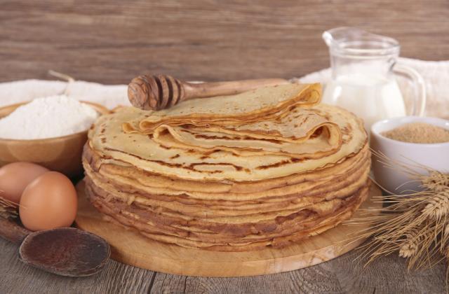 Pâte à crêpes sucrées inratable - Photo par Vincent - 750 Grammes