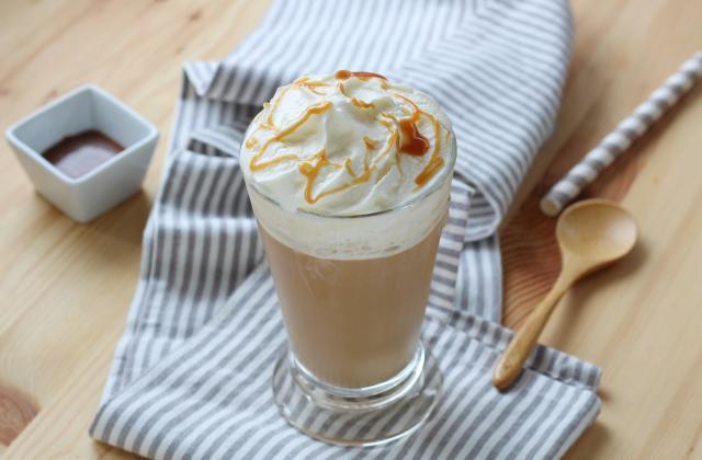 Frappuccino de Starbucks maison - Photo par Silvia Santucci