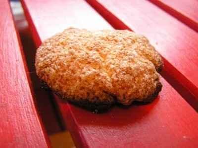 Biscuits au miel et à la cannelle - Photo par chafou