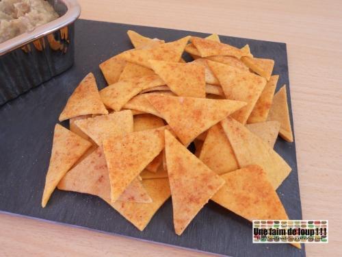 Tortillas chips - Photo par energie71