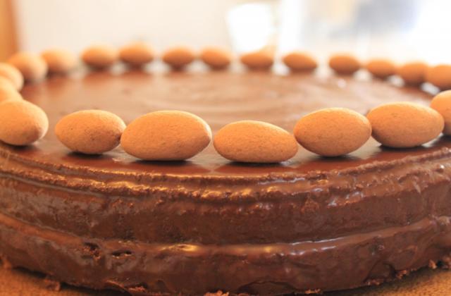 Gâteau 100% choco - Photo par Le Chaudron de la Louve