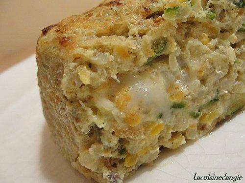 Terrine de légumes au quinoa - Photo par Angie37