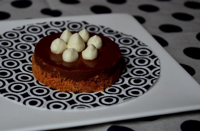 Tartelettes chocolat au lait - Photo par msdlpo