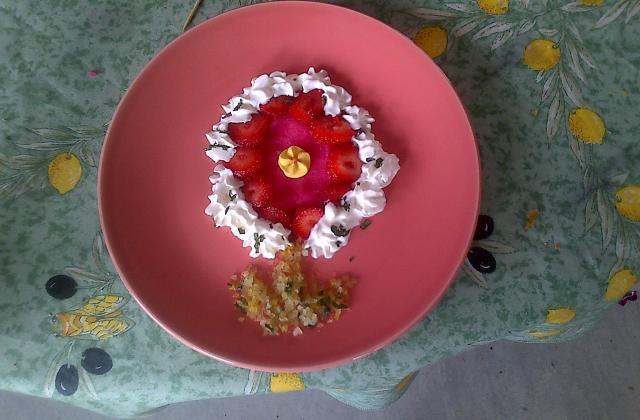 Fleur de gourmandise - Photo par isacho