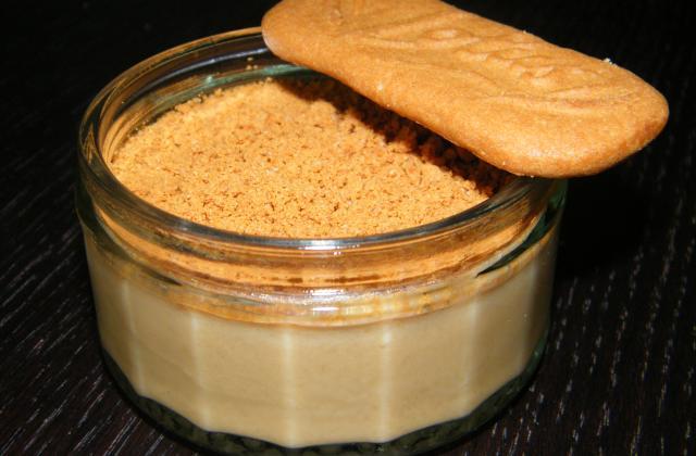 Crème aux spéculoos - Photo par stephaniegr