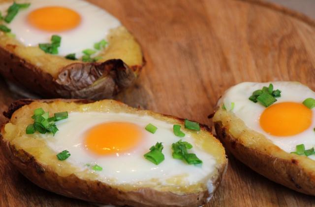 Nos 6 recettes préférées de pommes de terre au four végétariennes - Photo par 750g