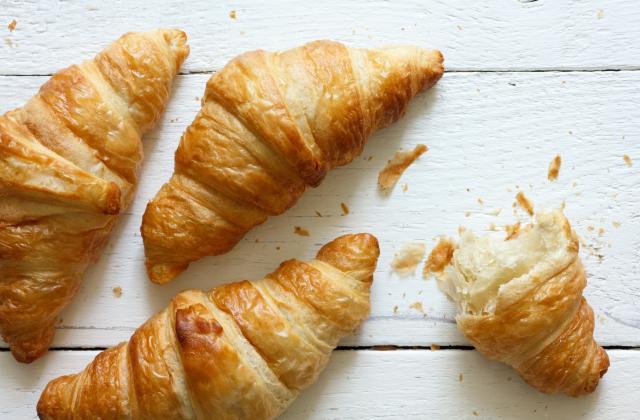 Croissant chrono - Photo par Invité