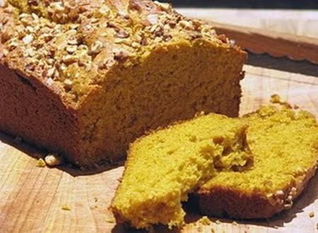 Cake butternut, épices & pralin - Photo par l'Amoureuse des desserts