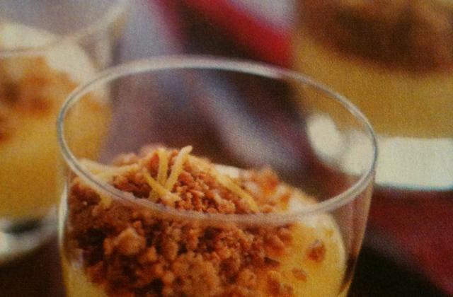 Crumble de lemon curd - Photo par pikatchu_69