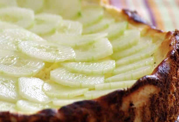 Cheesecake au concombre - Photo par myriamn5