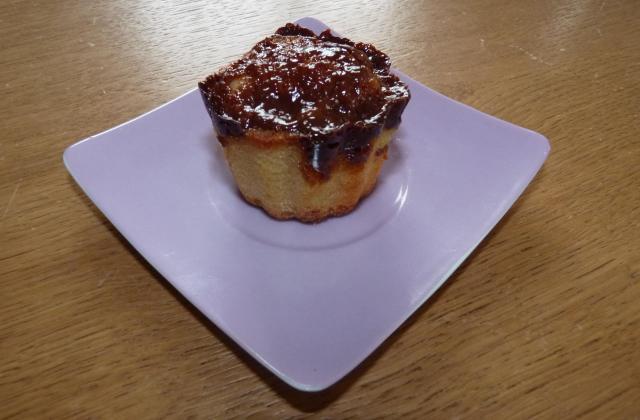 Minis cakes aux Carambars - Photo par MamzelleJeanne