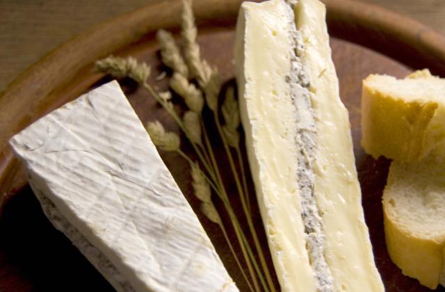 Brie truffé - Photo par malikele