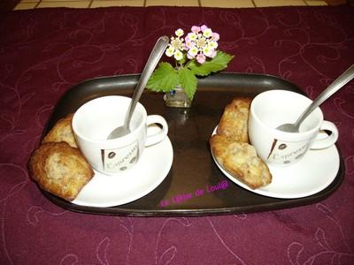 Madeleines Pommes - Pécan - Photo par Loulaoups