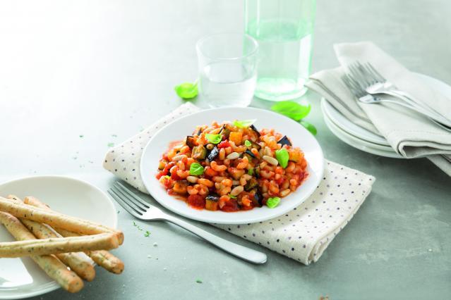 Diaporama 5 recettes pour cuisiner la ricotta - Cuisiner aubergine a la poele ...
