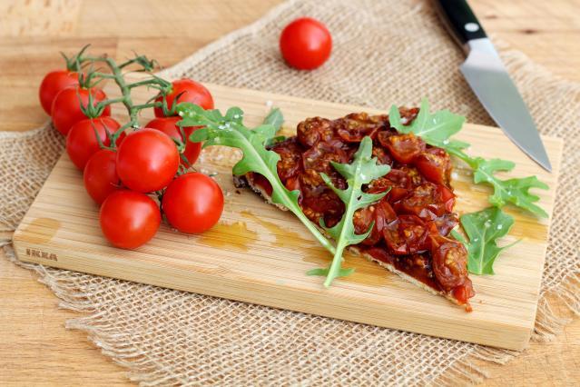 comment faire une tarte tatin aux tomates cerise 11 photos. Black Bedroom Furniture Sets. Home Design Ideas